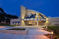 Atkins-designed, LEED Platinum-certified Tyndall Fitness Center wins 2012 USACE Chief of Engineers Award of Excellence - October 12, 2012