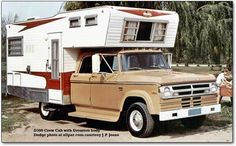 Old Motorhomes | Dodge campers and motor homes with 1970 details