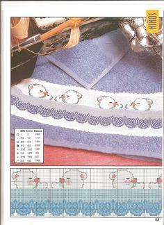 ♥ My point Graphs Cruz ♥: Bars Cross Stitch Pillow, Cross Stitch Borders, Cross Stitch Baby, Cross Stitch Animals, Cross Stitch Charts, Cross Stitching, Cross Stitch Embroidery, Cross Stitch Patterns, World Crafts