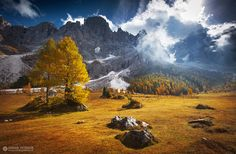 Heaven lands - The incredible Dolomite Mountains, Italy. www.adrianpetrisor.ro