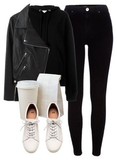 """""""Untitled #5994"""" by laurenmboot ❤ liked on Polyvore featuring River Island, IRO, Acne Studios and H&M"""