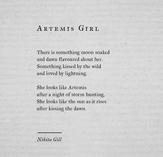 27 Ideas Quotes Poetry Love Nikita Gill For 2019 Poem Quotes, Words Quotes, Life Quotes, Sayings, Qoutes, Nikita Gill, The Words, Pretty Words, Beautiful Words