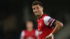 Olivier #Giroud (#Arsenal FC)