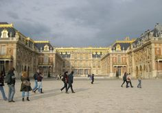 The Palace of Versailles, Versailles, France