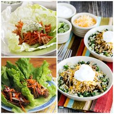 30 Amazing Instant Pot and Slow Cooker Summer Dinners found on SlowCookerFromScratch.com