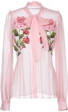 Dolce & Gabbana Shirts Dolce And Gabbana Shirts, Blouse, Long Sleeve, Sleeves, Tops, Women, Fashion, Moda, Long Dress Patterns