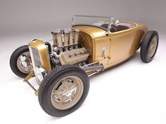 Custom Muscle Cars, Custom Cars, Ford Motor Company, 1932 Ford Roadster, Traditional Hot Rod, Interior Work, Vintage Cars, Vintage Iron, Hot Rods