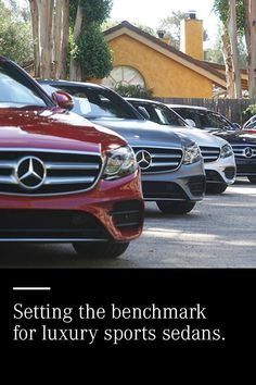 Performance and luxury - you really can have it all. Whether you're dreaming about a coupe or a sedan, roadster or SUV, Mercedes-Benz has a full line of luxury vehicles to choose from. Build your model today.