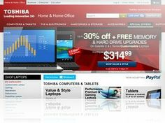 5 new Toshiba coupons were added. Save up to $400 when combined with instant savings.