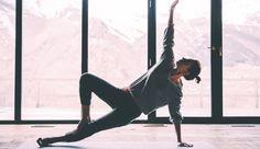 Diese Yoga-Posen machen schlank! Wir zeigen Ihnen, mit welchen Yogaübungen Sie Kalorien verbrennen und schön straff werden.
