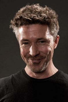 Aidan Gillen, couldn't think of anyone more suited to play Petyr Baelish.