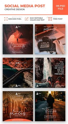 <ul> <li>Easy customizable and editable</li> &. Social Media Poster, Social Media Quotes, Social Media Banner, Social Media Design, Social Media Graphics, Instagram Design, Instagram Posts, Banner Design Inspiration, Instagram Promotion