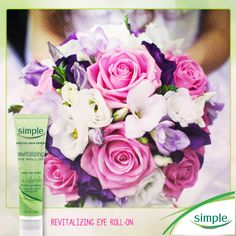A Wedding Day Beauty Checklist from Simple®. #SimpleInspiration