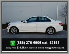 2013 Mercedes-Benz C-Class C300 4MATIC Luxury Sedan  Front Airbags (Dual), Cruise Control, Rear Window Defroster, Trip Computer, Side Curtain Airbags, Daytime Running Lights, Heated Mirrors, Floor Mats,