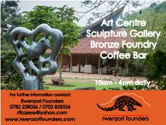 The Eye magazine, an up-to-date online Ugandan information directory & digital magazine providing information, tourist & business listings for Uganda Digital Magazine, Uganda, Garden Sculpture, Centre, National Parks, Bar, Coffee, Gallery, Outdoor Decor