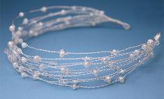 Fulfill a Wedding Tradition with Estate Bridal Jewelry Halo Headband, Diy Headband, Headbands, Boho Bridal Hair, Bridal Hair Buns, Bridal Tiara, Bridal Headpieces, Hair Jewelry, Bridal Jewelry