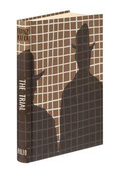 Book covers  design - Bill Bragg Illustration // Disseny de les cobertes de The Trial