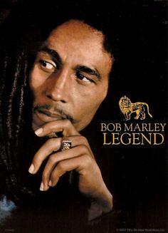 One Love.  Bob Marley 1945 - 1981.