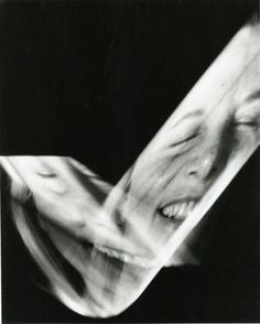 Self-portrait, pinhole photograph by Marnie Cardozo, 1998. Palace of the Governors Photo ArchivesHP.2012.15.724.