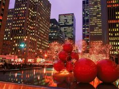 christmas in new york city | Christmas Time in New York