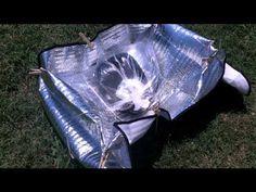 ▶ How to Turn a Pizza Box into a Solar Oven - YouTube