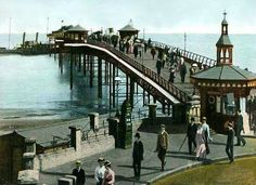Shanklin Pier.