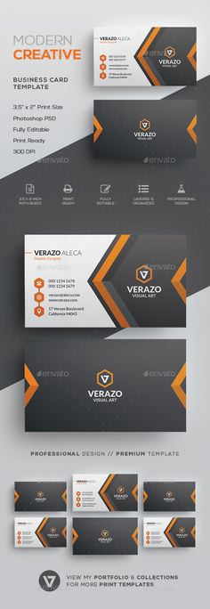 Clean business card template pinterest corporate business card clean business card template pinterest corporate business card templates and business cards reheart Gallery