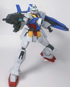 Bandai Gundam Mega Size 1/48 AGE AGE-1 Normal 375mm Model Kit GPG25   #Gundam #Gunpla #Mech #Mecha