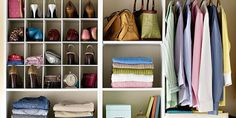 Home Sweet Home On a Budget:  Organized Home Inspiration