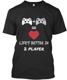 VIDEO GAMER COUPLE-NEW EDITION | Teespring