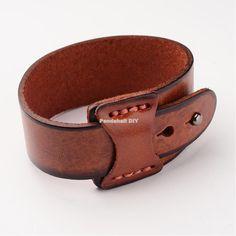 10pcs Imitation Leather Cord Bracelets Cuff Wide Bracelet and Rope Bangles for Men Fashion Man Bracelet Unisex Jewelry