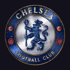 Champions League Clubs Badges on Behance Chelsea Wallpapers, Chelsea Fc Wallpaper, Fc Chelsea, Chelsea Football, Chelsea London, College Football, Football Team, Liverpool Football Club, Liverpool Fc