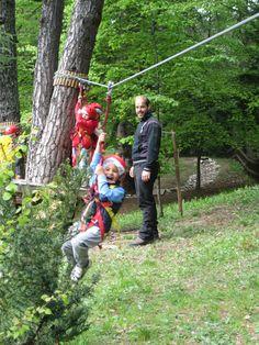 #divertimento e #avventura in tutta sicurezza