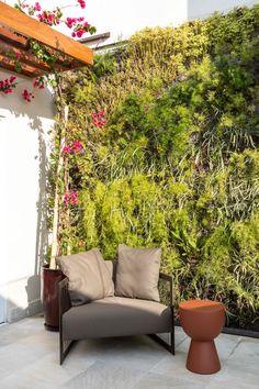 Outdoor Sofa, Outdoor Furniture, Outdoor Decor, Porch Swing, Vertical Gardens, Home Decor, Wood Buffet, Wall Trellis, Entry Hall