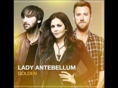 FIRST LISTEN: Goodbye Town from 'Golden' - Lady Antebellum