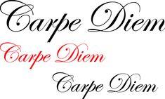 carpe diem tattoo wrist - Google Search