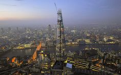 20: The Shard, London  Picture: BARCROFT