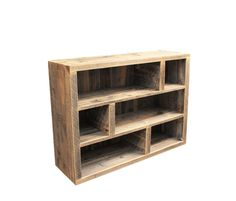 Reclaimed Wood Media Console, Bookshelf, Adjustable Shelves - Free Shi - JW Atlas Wood Co. Reclaimed Wood Media Console, Reclaimed Wood Projects, Woodworking Projects That Sell, Woodworking Bed, Media Storage Unit, Bookshelves, Bookcase, Laundry Room Doors, Adjustable Shelving