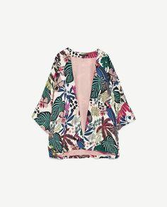 Chaquetas kimono