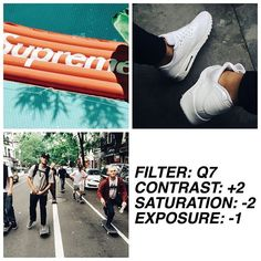 #Q7filtrs / paid filter❕  kinda looks like G3 but it's a slight difference fyi   this works on most pics and it's really nice for a feed if you just want a good filter   —  @joaogorri