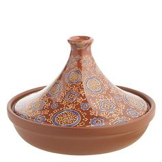 Tagine from Lakeland. Would love one of these, as I adore tagines, but they are not suitable for my cooker.