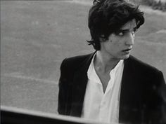 Louis Garrel in Les Amants Reguliers directed by Philippe Garrel Albus Dumbledore, Severus Snape, Dylan Jordan, Men Aint Shit, Blake Steven, Miles Mcmillan, Louis Garrel, All The Young Dudes, Regulus Black