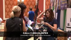 Have a Product Idea Perfect for TV? Come with us to Las Vegas for InventHelp's INPEX New Product Showcase at ERA's D2C Convention! Learn More Here! http://www.inpex.com/forms/era-ad.aspx