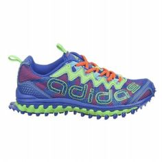 "Women's ""Vigor"" trail running shoes from @adidas!"