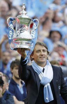Roberto Mancini - F.A. Cup 2010/11 Season