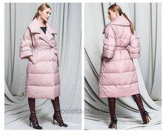 Длинное демисезонное пальто Royal Cat с расклешенными рукавами