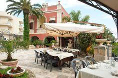 La Terrazza di Villa degli Aranci, Polignano a Mare, Puglia
