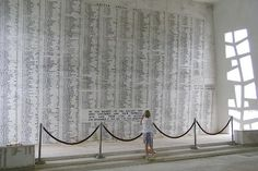 The USS Arizona Memorial in Pearl Harbor. Oahu, Hawaii.  I've seen it several times, very moving.