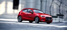 The 2015 Mazda2 Is How You Make A Good-Looking Small Hatch #Mazda2