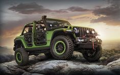 Scarica sfondi Jeep Wrangler Unlimited Rubicon, offroad, 2018 auto, Suv, Jeep Wrangler, auto americane, Jeep